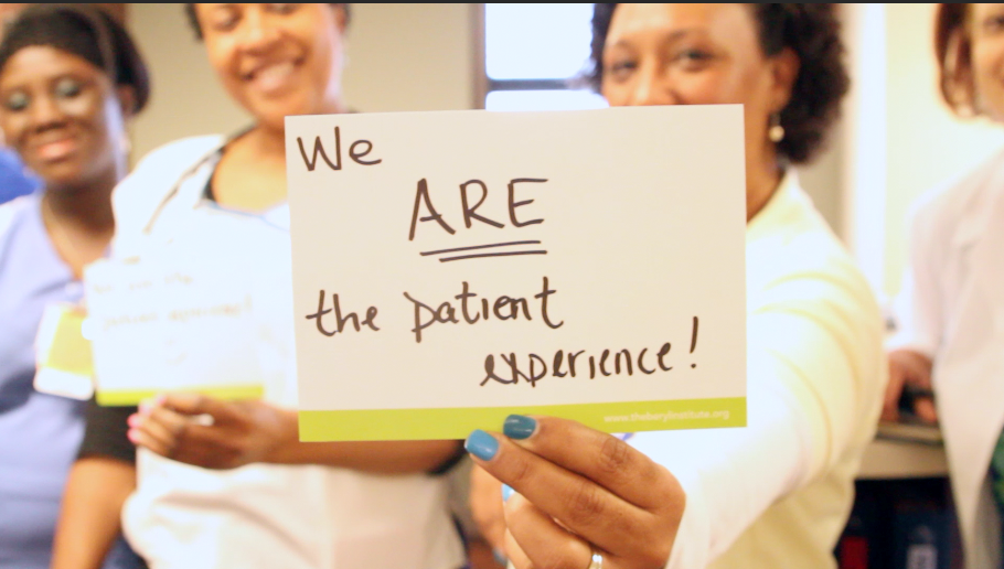 Centerpoint cares about the patient experience
